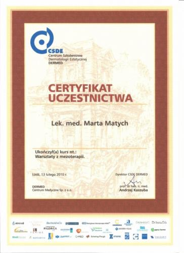 Certyfikat16