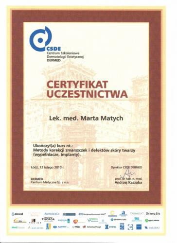 Certyfikat19